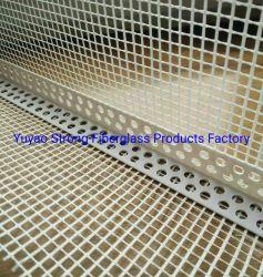 装飾Matrialに使用するガラス繊維の網が付いているPVCコーナービード