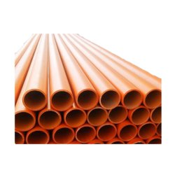 Tube en plastique protection de matériel électrique tuyau câble d'alimentation conduit MPP