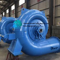China Energia Livre de fornecedores de turbinas Francis gerador de roda de água