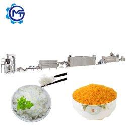 Recipiente de aço inoxidável Sushi em grânulos máquinas máquina de fazer arroz instantâneo