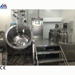 Resfriador de vácuo equipamento para máquina de costura emulsionante liquidificador equipamento emulsionar
