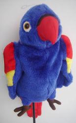 Custom animal en peluche perroquet en peluche capot de la tête du Club de Golf