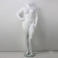La fibre de verre Plus Size femme femmes factice Mannequin pour Fat Lady Garment
