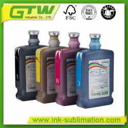 Mutohプリンターのための500ml/Bottle JetbestのEco溶媒印刷インキ