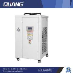 CNCの冷凍装置のFrequecyの変換水スリラーの液体の温度調整Qg-025bpを働かせる極度の精密な粉砕機の金属