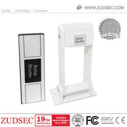 / Sans fil câblé pour la détection du capteur de l'obturateur du rouleau de l'écart d'alarme de porte