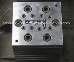 Plastica PVC Porta Estrusione Profilati Die Machine Head / estrusore