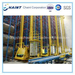 Chaint 社による自動ストレージおよび検索システム