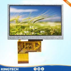 420X272 4.3-inch TFT LCD-monitor voor in de auto, opvouwbaar, herzicht