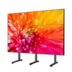 Anzeigetafel LCD-videowand-Unternehmenskomplex-verbindenes Bekanntmachen des Shenzhen-stilvoller interaktiver 55 Zoll-5.3mm ultra dünner