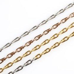高品質カラーネックレスのブレスレットのバリ島のチェーン宝石類の方法作成はデザインを手作りする