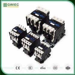 Gwiec proveedor chino de Fase 3 de 380V AC Motor eléctrico de arranque magnético LC1-D25 25Un contactor AC Marca OEM