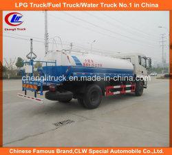 6 à 5 tonne de roue 10tonne Dongfeng panier de l'eau pour l'eau potable