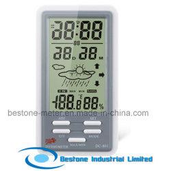 Hygro温度計のクロック(DC801)