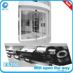 Автоматические двери автоматического оператора сдвижной двери стеклянные двери функция автоматического запирания дверей