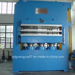 2 couches de caoutchouc du joint d'huile série Xlb Appuyez sur la vulcanisation Machine