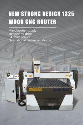 1325 porte en bois Meubles en bois de la machine CNC de routeur de l'artisanat Carving Machine de découpe CNC routeur 3D Bois Ruuter machine CNC