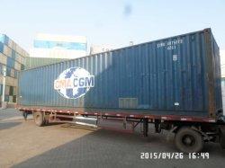 20FT utilisés secs conteneur maritime 40FT utilisé conteneur de transport