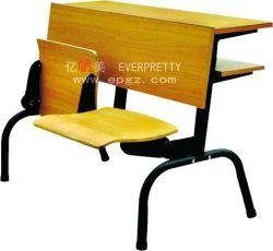 Feuerbeständiges Panel Step Table mit Chair Attached