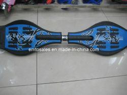ABS/PP物質的なPUは動かす高品質のセリウムの標準スケートボード(ET-SK2801)を