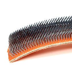 Levantar o filete de arame revestido de zinco placa flexível do fio de vestuário