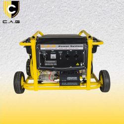 3000W 저소음 이동식 발전기 가솔린 가정용 발전기 PTO 구동