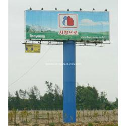 Défilement Unipole Publicité de plein air pancarte Boîte à lumière (F3V-131S)