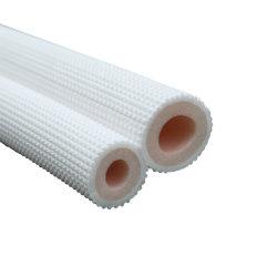 PET Schaumgummi-thermische Isolierungs-Rohr für Klimaanlage