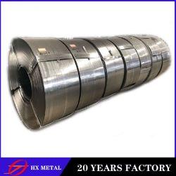 China Fornecedor Tira de aço galvanizado com faixa de encadernação de Aço