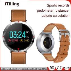 Telefoon van het Horloge van de Fitness van de Sport van de Horloges van de gift de Slimme met Waterdichte Bluetooth voor Dames en Mensen