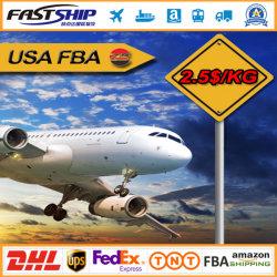 Для канала доставки от двери до двери судовой агент DHL в Шэньчжэне в США/UK/Италия и Франция/Германия/Гуам