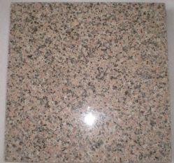 G3767 poli rouge cerise granit pour tuiles de plancher