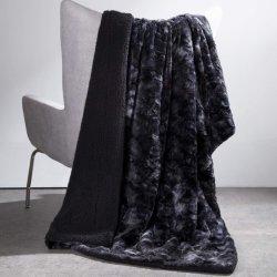 بطانية رقيقة للغاية مغزلية رقيقة من نسيج البلش