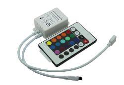 De nieuwste infrarood-controller met 24 toetsen