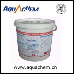Hipoclorito de calcio el 65% o 70% de sodio (proceso)