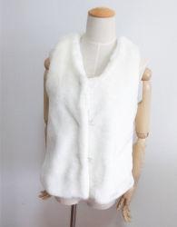 Les blouses pour femme artificielle de vêtements en laine ES1503-E