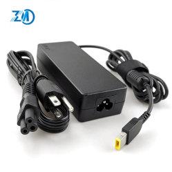 65W 20V 3.25A 전원 어댑터 USB/Square Pin 노트북 충전기 레노버