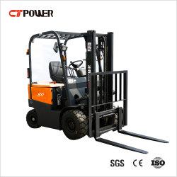 preço de fábrica alcance Roda Bateria GPL Gasolina Gasolina Diesel carro elevador eléctrico de 1,5T/1.8T/2.0T/2.5T/3.0T/3.5T com cabina e certificado CE
