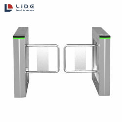 Système de contrôle d'accès de supermarchés Swing porte Tourniquet Portail automatique l'ouvreur