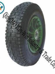 إطارات مقود بالعجلات مع مركز بلاستيكي 16 بوصة X4.50-8