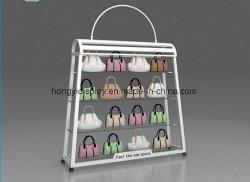 Magasin de détail personnalisé Lady Sac, Sac à main du cabinet d'affichage La conception du magasin et la décoration, commerce de gros