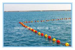 Boa di galleggiamento marina della gomma piuma