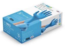 Skymed нитриловые перчатки защиты с происхождения Таиланд