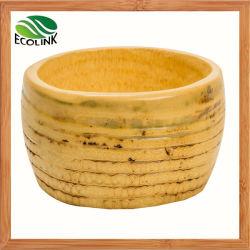 Artigianato di bambù del bambù del POT della spazzola del POT di bambù della radice