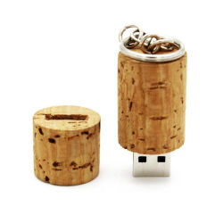 Memory Stick regalo de disco USB T Creativo Stickcylindrical USB 2.0 de Madera 2 GB-32 GB Flash Drive pulgar Pen Drive USB / recuerdo S786