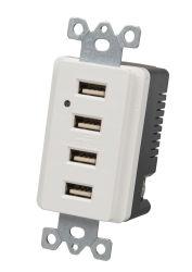 Alimentation prise USB standard UL pour le séjour