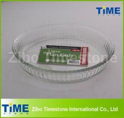 وعاء الكعكة الآمنة (Cake Pan) سعة 1 لتر من البيريكس المستديرة