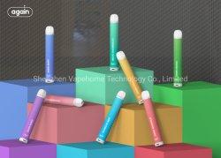 A tecnologia patenteada novamente inovadoras Dtl E-CIG Vape descartáveis Pod