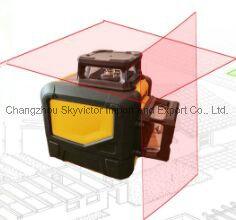 360-Degré 2-Plan de mise à niveau et niveau de ligne d'Alignement Laser (SD902C)