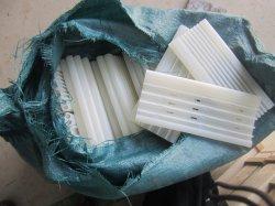 Palette de gel de silicone les produits industriels de silicone sont divisés en morceaux Le joint en gel de silice est divisé en pièces carrées anti-Skid